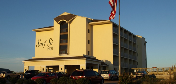 The Surf Side Hotel In Nags Head North Carolina Offers Outer Banks Vacation Travelers A Room For Every Need Or Occasion