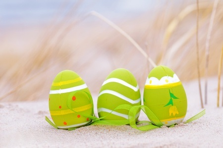 Enjoy Easter on the Beach in the OBX