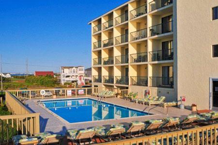 Nags Head NC Hotel w/ Private Pool