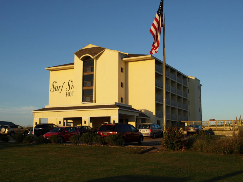 Take A Look At The Spectacular Views Available Our Premier Outer Banks Hotel Surf Side Is Located On Edge Of Beach With Rooms That