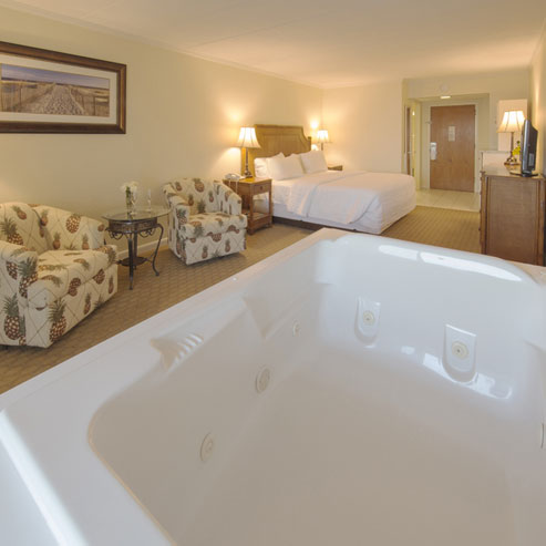 North Bay Hotels With Jacuzzi Suites