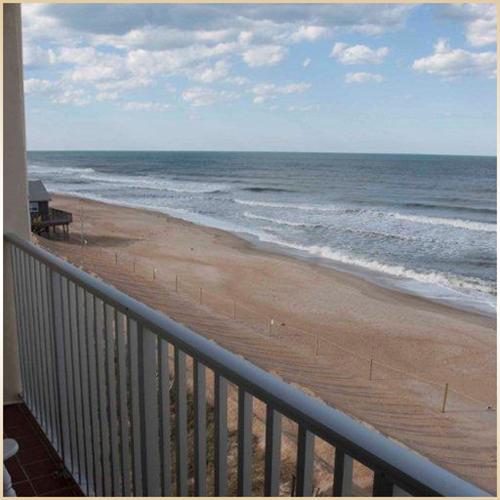 oceanfront king loft view